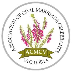 Member of Association of Civil Marriage Celebrants of Victoria